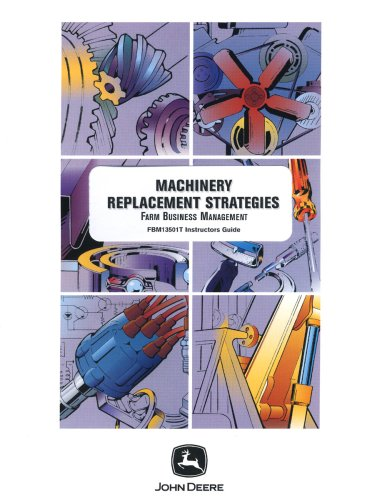 Machinery Replacement Strategies Software