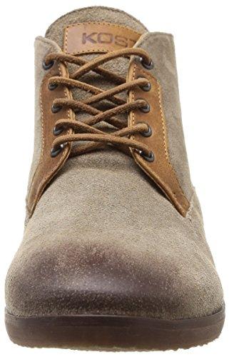 Kost Cormoran46, Chaussures de ville homme Marron (Taupe)