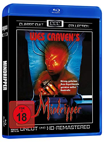 Mind Ripper - Classic Cult Collection [Blu-ray]