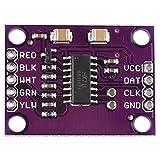 haljia HX711Hochpräzise Elektronische Gewicht Sensor 24Bit A/D AD Dual-Channel Conveter Modul für ARM AVR Arduino Raspberry Pi