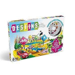 Hasbro The Game of Life Viajes/Aventuras Niños y Adultos - Juego de Tablero (Viajes/Aventuras, Niños y Adultos, Niño/niña, 8 año(s), 100 Pieza(s)