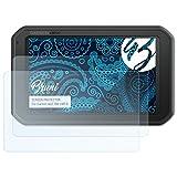 Bruni Schutzfolie für Garmin dezl 780 LMT-D Folie - 2 x glasklare Displayschutzfolie
