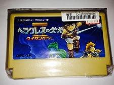 "Heracles no Eikou II: Titan no Metsubou ""Famicom"" Nintendo [Import Japan]"