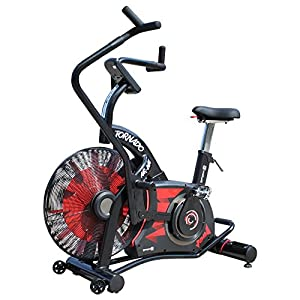 Gym Gear Tornado Air Assault Bike Full Commercial Exercise Bike Fitness