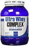 Yamamoto Nutrition Ultra Whey COMPLEX integratore alimentare per sportivi a base di proteine del siero di latte concentrate (Whey Concentrate) ed Isolate (Whey Isolate) (Vaniglia, 700 grammi)