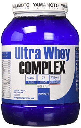 Yamamoto Nutrition Ultra Whey COMPLEX integratore alimentare per sportivi a base di proteine del...