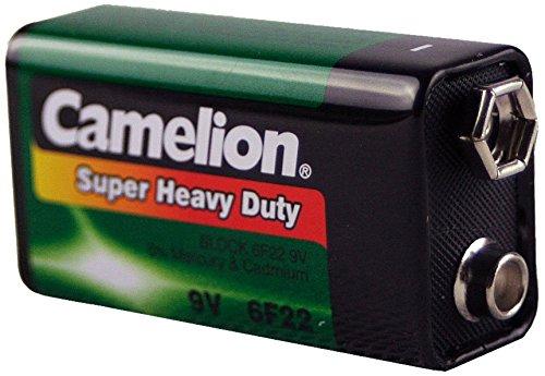 CAMELION Block-Batterie 9V heavyDuty