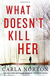 What Doesn't Kill Her: A Novel (Reeve LeClaire Series) by Carla Norton (2015-06-30)