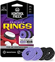KontrolFreek Precision Rings | Aim Assist Motion Control for PlayStation 4 (PS4), Xbox One, Switch Pro & S