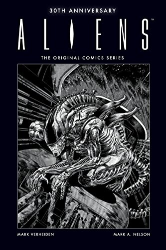 (W) Mark Verheiden (A/CA) Mark A. Nelson For the thirtieth anniversary of Aliens, Dark Horse is releasing an oversized hardcover edition of the unabridged and unadulterated series! In 1988, Dark Horse's Aliens, with stunning art by Mark A. Nelson and...