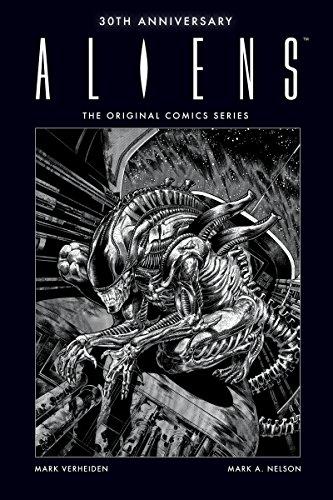 Aliens 30th Anniversary: The Original Comics Series (Alien Die Archive)