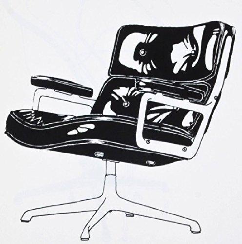 Das moderne Sitzmöbel von 1850 bis heute. The Modern Chair 1850 to Today. Le siege moderne de 1850 a aujourd'hui. -