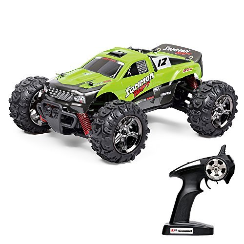Vatos RC Ferngesteuertes Auto Monster Off Road RC Buggy High Speed