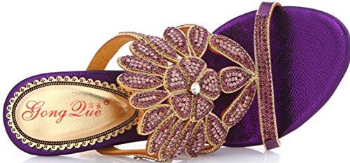 CFP , a bride femme Violet - violet