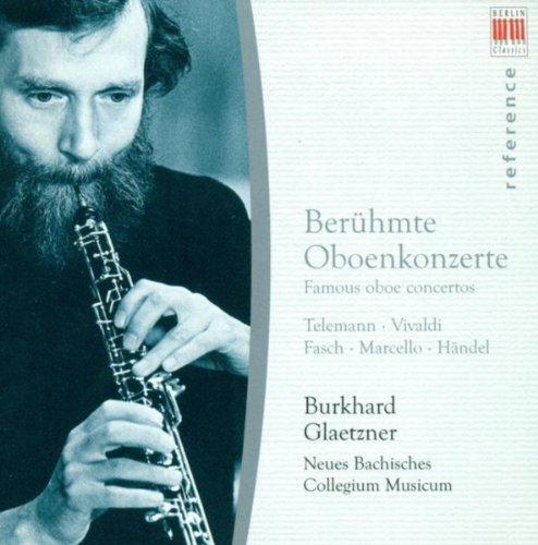 Oboe Concertos (Baroque) - Ant...
