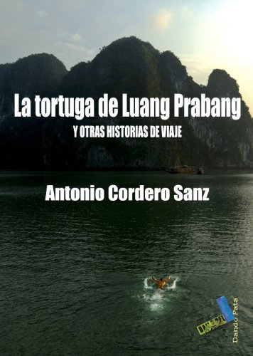 La tortuga de Luang Prabang (Dando pata) por Antonio Cordero Sanz