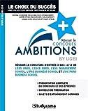 Réussir le concours Ambitions +