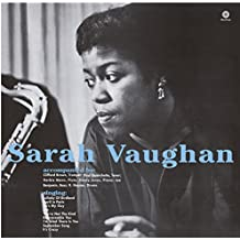 Sarah Vaughan with Clifford Brown + 180 Gram [Vinilo]
