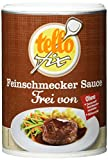 tellofix Feinschmecker-Sauce Frei von 1er Pack (1 x 200 g Packung)