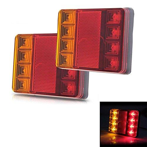 barre 11/LED pour camion ou remorque Troisi/ème feu stop /étanche 38/cm