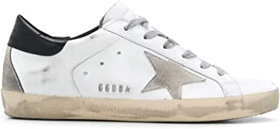 Golden Goose Luxury Fashion Donna GWF00102F00031810220 Bianco Pelle Sneakers   Autunno-Inverno 20