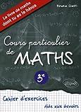 Cours particulier de maths 3e