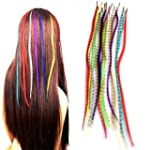 FACILLA� Set Extension Plume Cheveux...