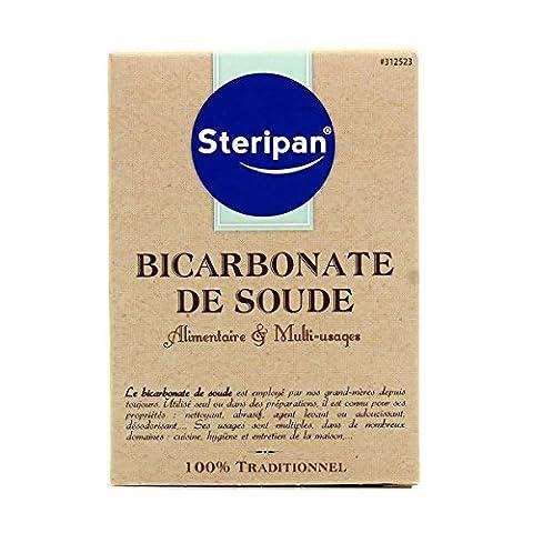 Steripan Bicarbonate de Soude Étui 250 g Lot de 2