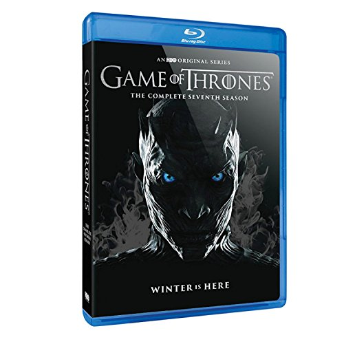 GAME OF THRONES: THE COMPLETE SEVENTH SEASON - GAME OF THRONES: THE COMPLETE SEVENTH SEASON (3 Blu-ray)