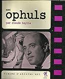 Max ophüls cinéma d'aujourd'hui, seghers, 1963
