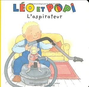 """Afficher """"Léo et Popi n° 5 L'aspirateur"""""""