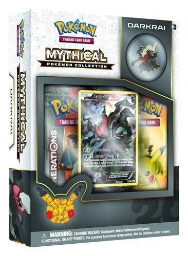 Pokemon Darkrai Mythical Collection (Pokemon Generation)