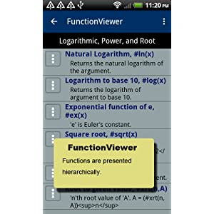 McCal Scientific Calculator: Amazon co uk: Appstore for Android