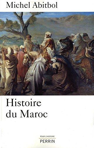 Histoire du Maroc par Michel ABITBOL