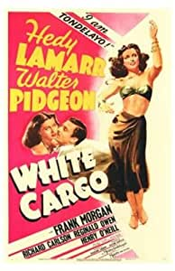 White Cargo Affiche du film Poster Movie Cargaison blanche (11 x 17 In - 28cm x 44cm) Style A