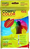 #3: Compu Color 4x6 Photo Imaging Paper - 270 GSM - 50 Sheets