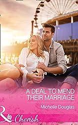 A Deal To Mend Their Marriage (Mills & Boon Cherish) (Mills & Boon Hardback Romance)