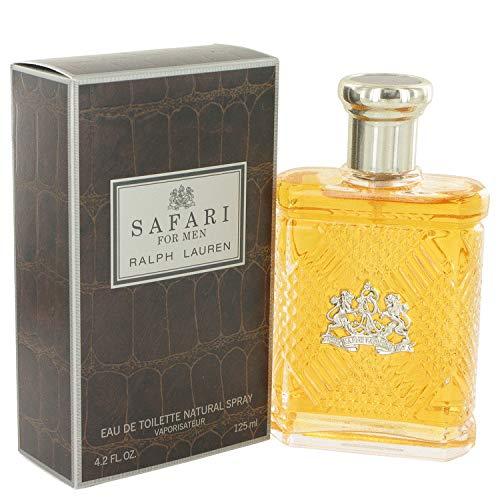 Ralph Lauren - Ralph Lauren Safari For Man eau de toilette 125ml