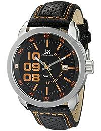 Joshua & Sons Reloj de cuarzo Man 46 mm