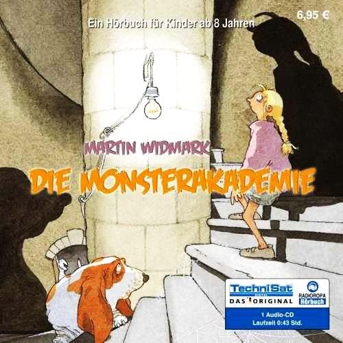 Die Monsterakademie (Ein Hörbuch für Kinder ab 8 Jahren) [Audio-CD / Audiobook]