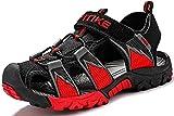 Sandales pour Enfants Plage Sports Outdoor Sandales Chaussures de Trekking