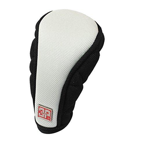 Universal, schwarz/grau mit rutschfestem Nylon Gear Shift Knob für,,