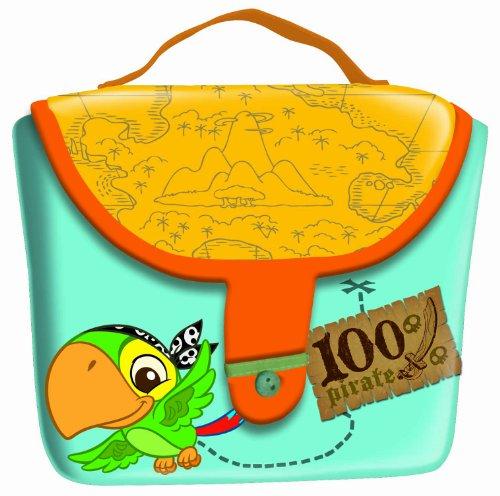 Disney Jake und die Nimmerland-Piraten Lunchtasche mit Lätzchen und (Disney Jake Und Die Neverland Piraten)