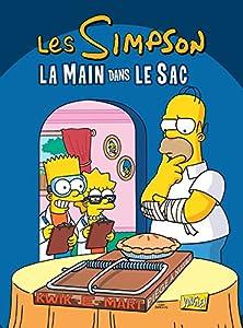 """Afficher """"Les Simpson T34 - La main dans le sac"""""""