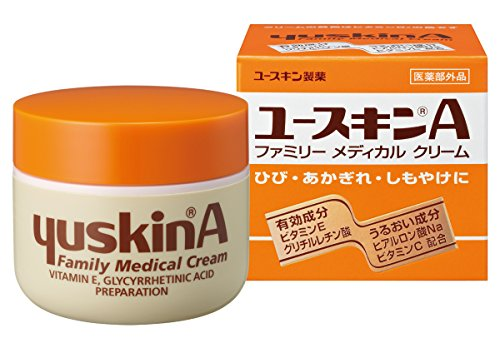 Yuskin A-series - Body Cream For Dry Skin 120g (japan import)
