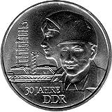 Münze 20 Mark Gedenkmünze 30 Jahre DDR, DDR 1979 A (Jäger: 1572) Stempelglanz, Kupfernickelzink