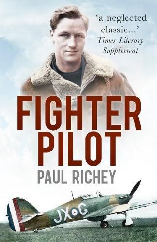 Fighter Pilot par Paul Richey