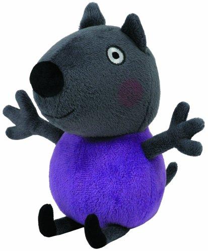 Preisvergleich Produktbild TY 46138 - Peppa Baby - Klausi Kläff, Hund, Beanie Babies, 15 cm