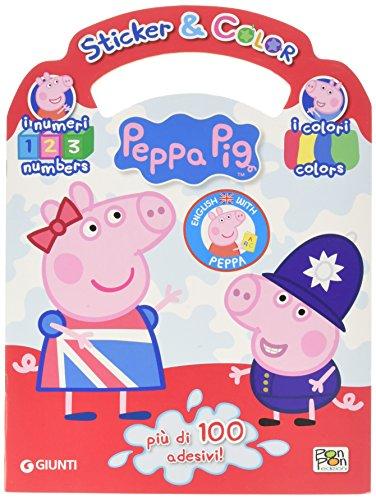 impara-linglese-con-peppa-colori-e-numeri-sticker-e-color-con-adesivi