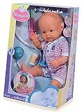 Nenuco–Puppe mit medizinischem Zubehör (Famosa 700010315B)